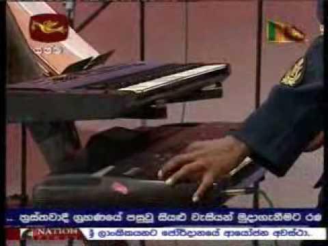 Sri Lankan Air Force - Army Songs