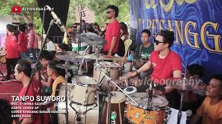 Download TANPO SUWORO [KENDANG COVER] SYAHIBA SAUFA - SUNAN KENDANG \\ MELON LIVE SMAN 1 PESANGGARAN