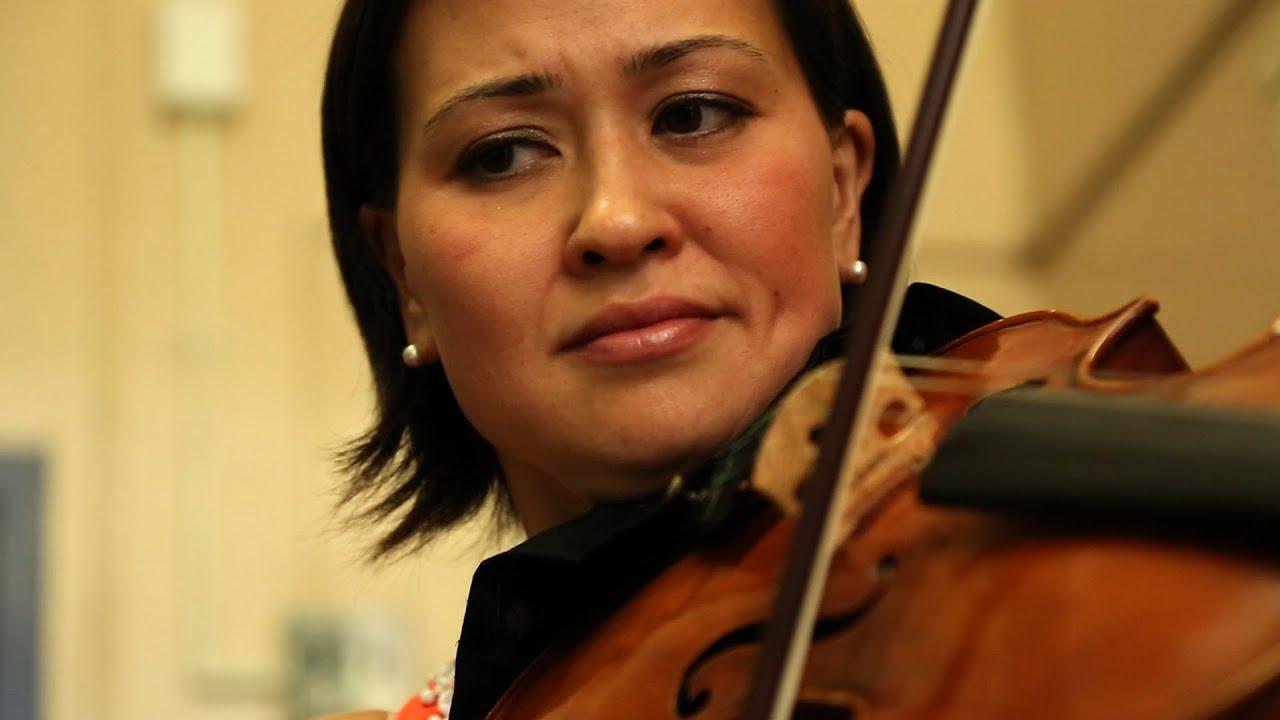 "Mozart Minute: Chihiro Fukuda (""The Joys of Teaching"")"