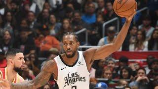 Kawhi Leonard hits game winning shot against Rockets
