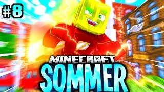 ICH werde ZUM SUPERHELD?! - Minecraft Sommer #08 [Deutsch/HD]
