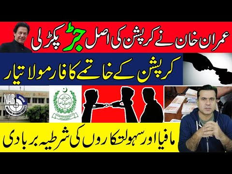 Imran Khan took root in corruption | Formula to end corruption ready | Imran Khan Exclusive
