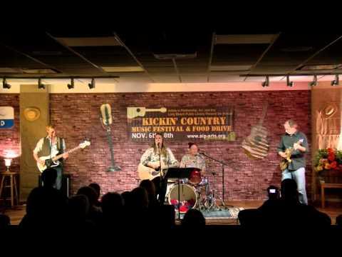 Katie Mitchell Band Kickn Country Music Festival 11/15 Long Beach NY