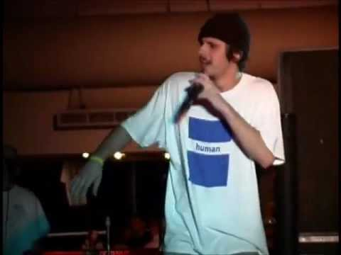 Eyedea and Abilities both Freestyle