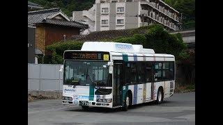 西鉄バス北九州(門司8606:田野浦→青葉車庫)