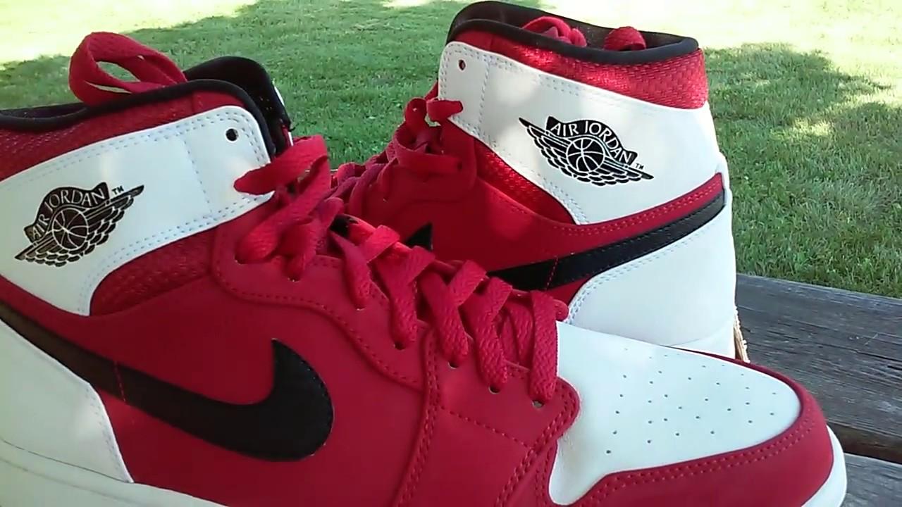 72fab1c122f Sneaker Collection  Air Jordan 1 Retro High Blake Griffin Gym  Red Black White Video 331