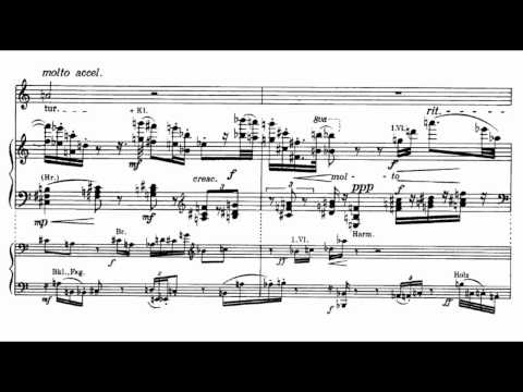 "Alban Berg - Five Orchestral Songs ""Altemberg-Lieder"" [1/5]"