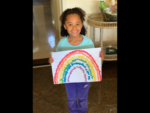 Rainbow Friends from Foothill Country Day School