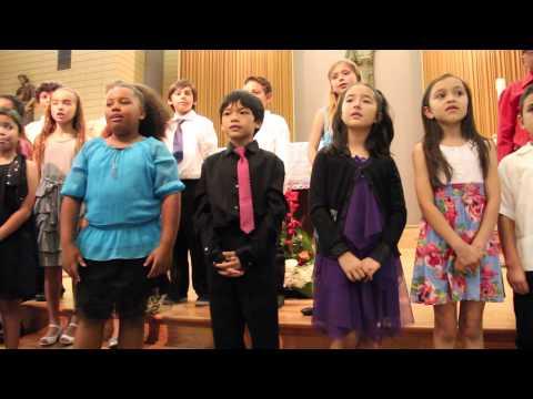 May 29, 2014 - Saint Sebastian School - 3rd Grade Spring Concert