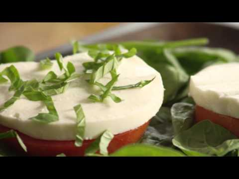 How to Make Spinach Caprese Salad | Salad Recipe | Allrecipes.com