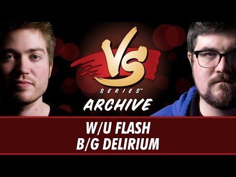 11/14/16 -  Brad VS. Majors: W/U Flash vs. B/G Delirium [Standard]