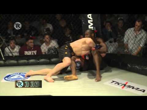 John Gilbert vs Corey Cain | TKMMA