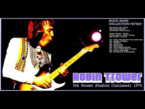 Robin Trower- 5th Street Studios, Cincinnati, Ohio 11/28/74
