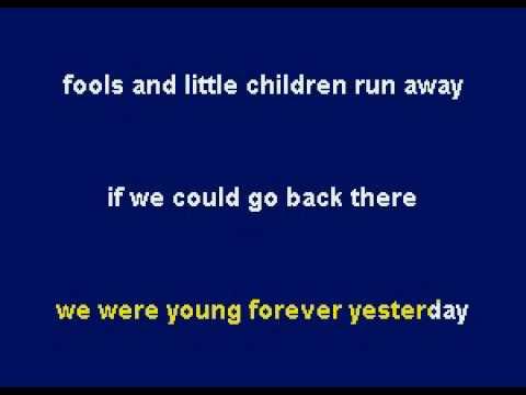 My Favorite Year - Michael Feinstein Karaoke by Allen Clewell