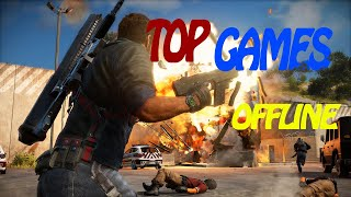 [TOPGAME] TOP 10 OFFLINE GAMES, Best All Time  For Android / IOS (RPG,ACTION,RACING)