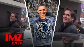 Mark Cuban – Sure I'll sell Obama The Mavs! | TMZ TV