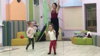"""Хореография, танцы для детей, 3-8 лет - студия детского развития """"БОНОБО""""."""