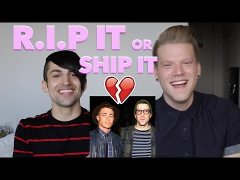 R.I.P. IT OR SHIP IT