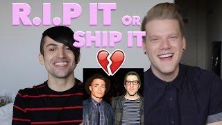 R.I.P. IT OR SHIP IT