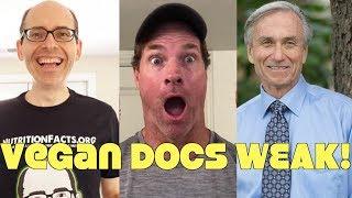 Carnivore Doctor Goes Ballistic On Vegan Doctors