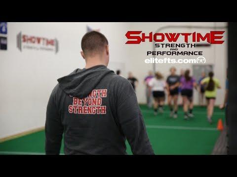 Showtime Strength & Performance - Newark, OH | elitefts.com