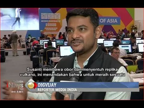 Image of Ini Kata Media Qatar, Cina, dan India Soal Pembukaan Asian Games 2018 - BIP 19/08