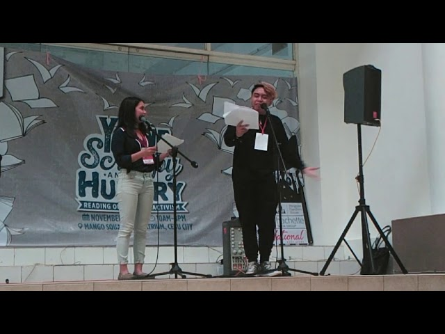 Better at Weddings Than You by Mina V. Esguerra performed by Nicole Blackman and EJ Castañeda