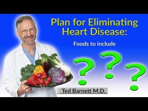 Preventing & Reversing Heart Disease with Diet - Dr Ted Barnett thumbnail
