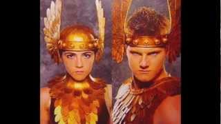 The Hunger Games - Chariot Costumes (All Tributes)