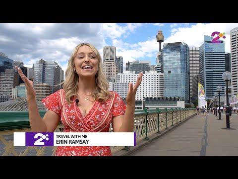 TRAVEL WITH ME (TV Show) S1 E2 - Darling Harbour, Sydney, Australia