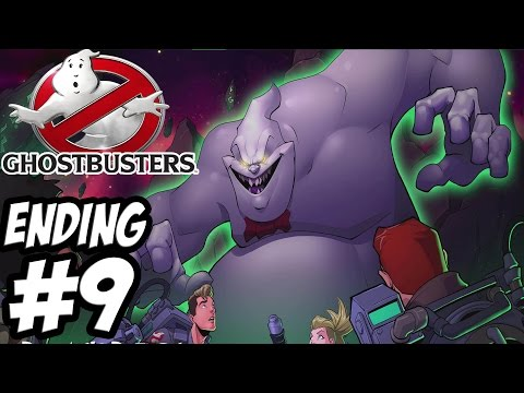Ghostbusters 2016 ENDING - Gameplay Walkthrough Part 9  - Rowan's Return  [ HD ]  Final Boss
