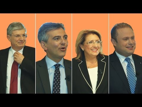 The interview they least expected... Europe Day Video (Malta)