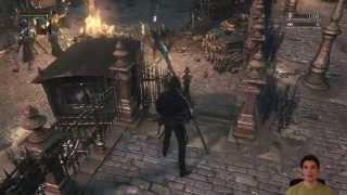 MrIwont4get Streams Bloodborne: Let The Hunt Begin