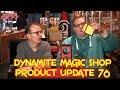 Dynamite Magic Shop Product Update 76 - Dynamite Magic Shop.com