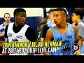 Julian Newman V Zion Harmon At Neo Elite Zo Gaffney Drops 41 Day 1 Highlights
