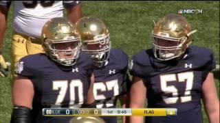 2016 Notre Dame Spring Game