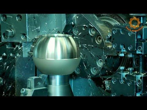 Как делают шаровый кран