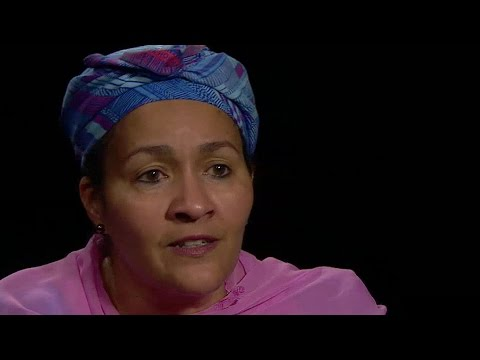 "Amina J. Mohammed: ""It is time for a sustainable development agenda"""