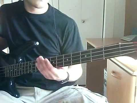 Pink Floyd Another Brick In The Wall Bass Cover By Renan Youtube