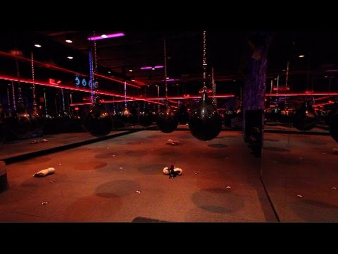 I TOOK A FITNESS CLASS AT RUMBLE BOXING