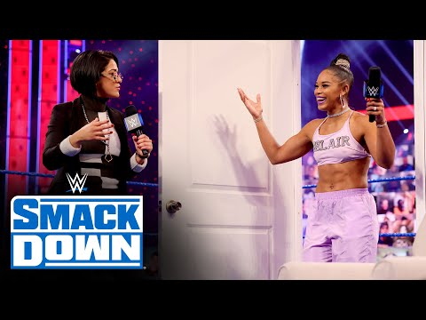 """""""Ding Dong, Hello!"""" welcomes special guest Bianca Belair: SmackDown, Jan 15, 2021"""