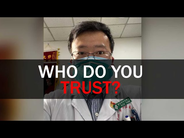 Who Do You Trust? | Taiwan Insider | Feb. 13, 2020 | RTI