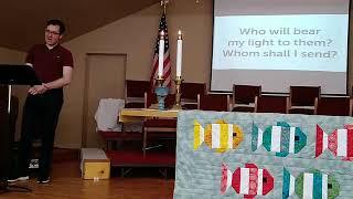 FUMC Port Isabel Worship Service - May 30, 2021
