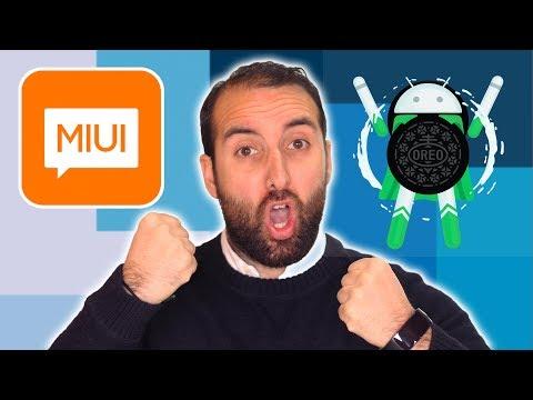 MIUI 9 vs Android Puro 8.0 stock, ¿con CUÁL ME QUEDO?