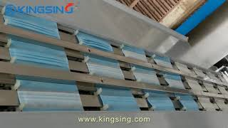 Automatic Disposable Flat Mask Packing Machine