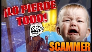 😡 SCAMMEA AND LOSE EVERYTHING! 😡 Fortnite Save the World