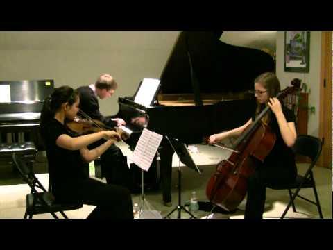 Aidan: Chopin Prelude, Chamber Music 2012