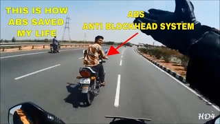 ABS - Anti Lock Braking System Saved my Life