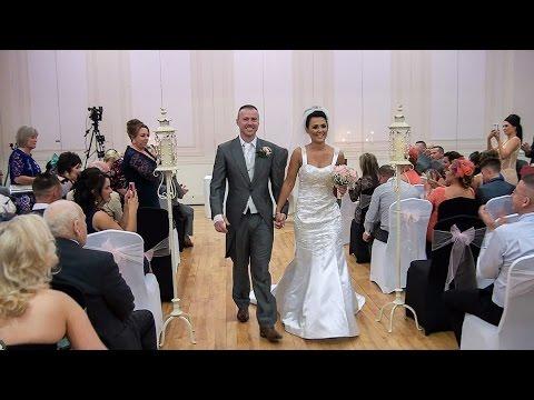 Samantha & Brendan's Wedding Highlights - Hillgrove Hotel Monaghan