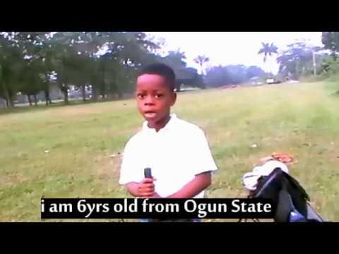 Nigeria Future Golf Star